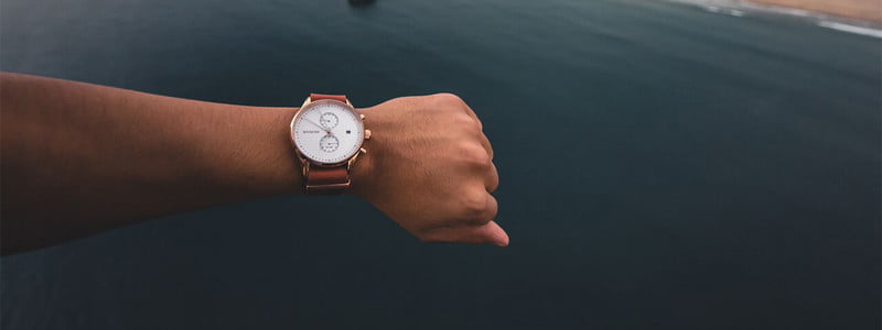 Voyager watches by MVMT