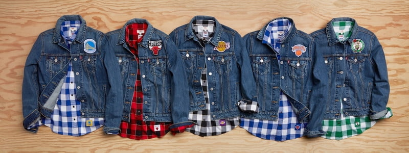 Levi's NBA Collection