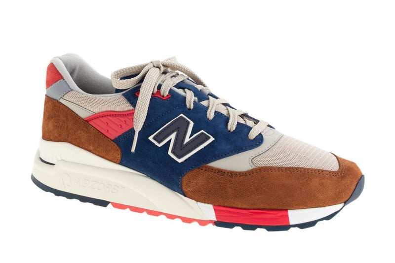 on your feet j crew and new balance celebrate the dog days of summer newbalancejcrewhilltopblues