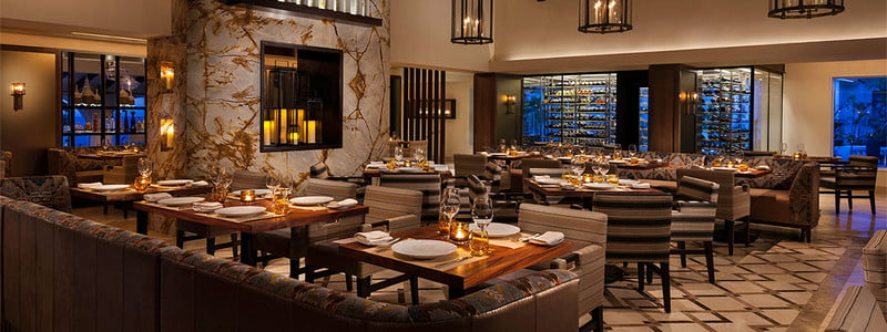 resorts for foodies