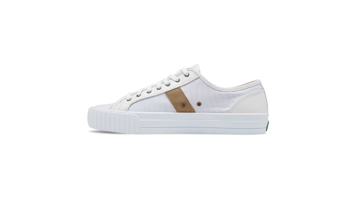pf flyers x ball and buck center lo sneakers 1