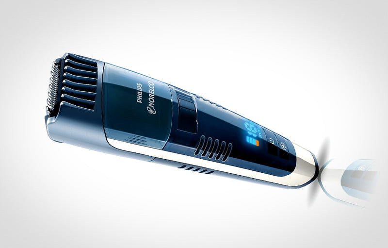 beard trimming tips philips noreco shaver