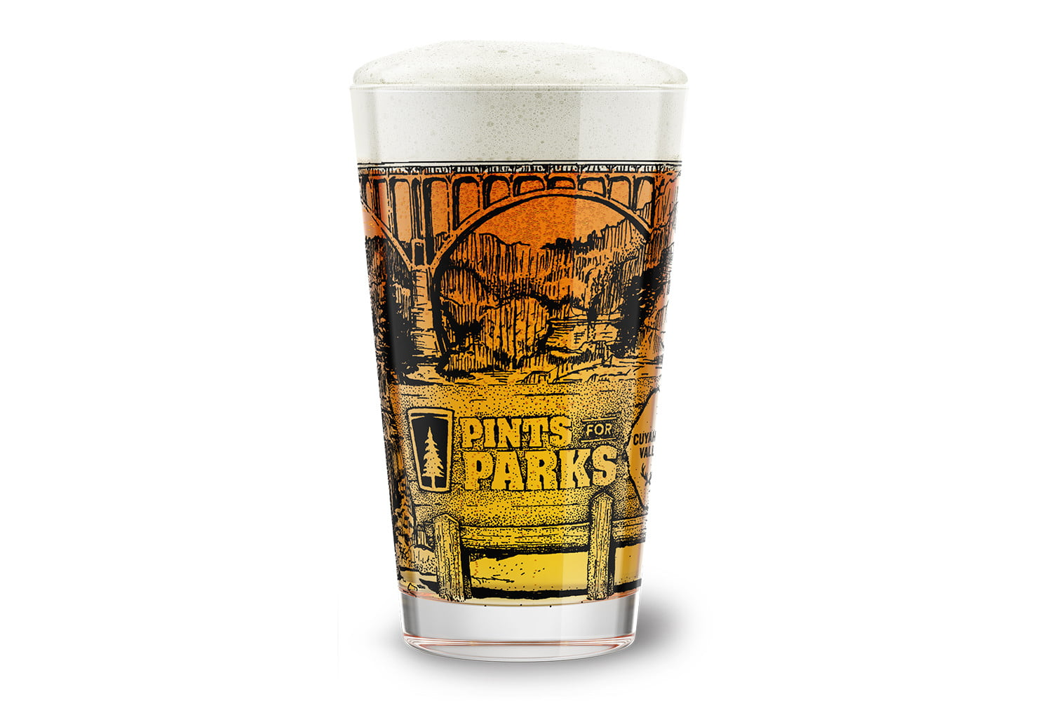 Pints for Parks Cuyahoga Valley