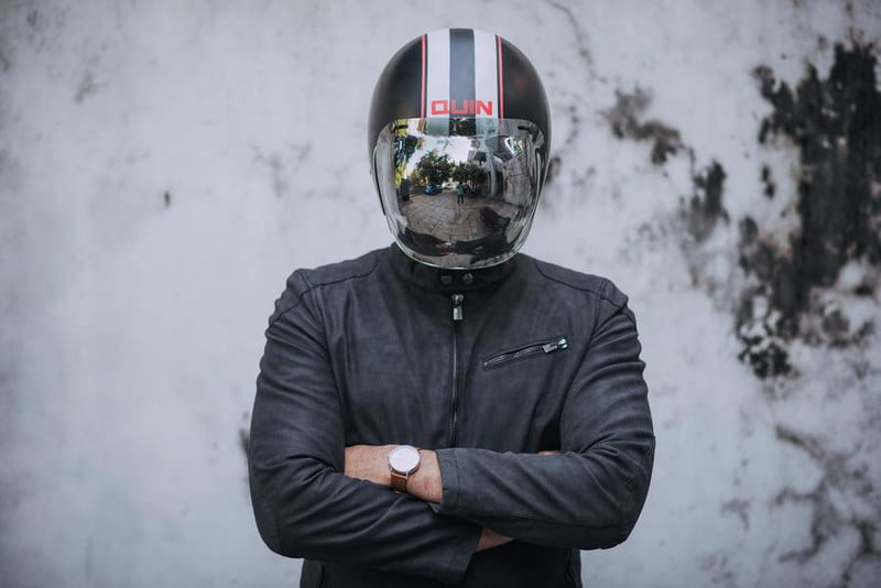 Quin Motorcycle Helmets (lifestyle)