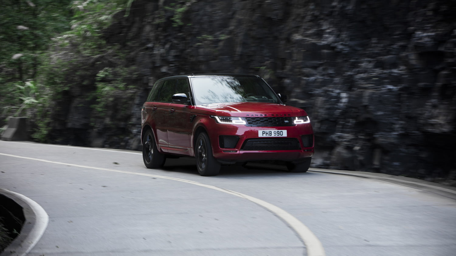 range rover sport heavens gate off road test in china 6
