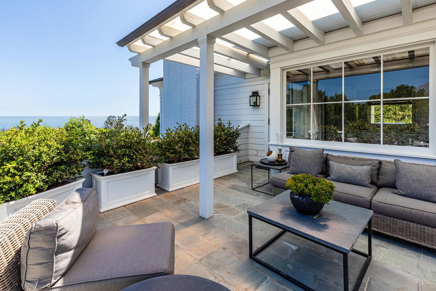 rob lowe house for sale oakview montecito california  s 1