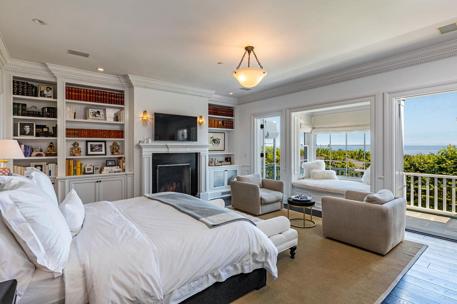 rob lowe house for sale oakview montecito california  s 6