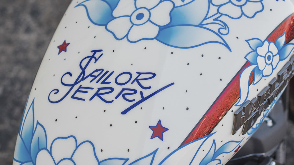 sailor jerry harley davidson my work speaks for itself and designs closeup 5