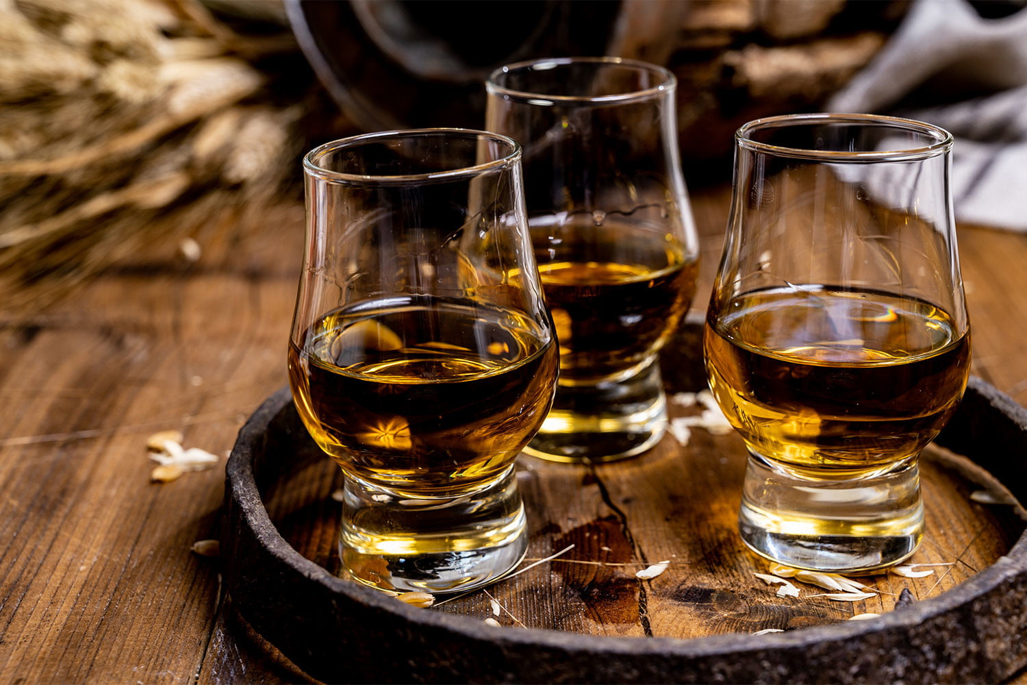 The 6 Major Types of Whiskey You Should Know
