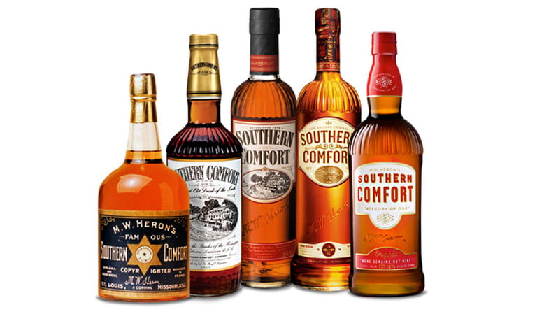 history of southern comfort