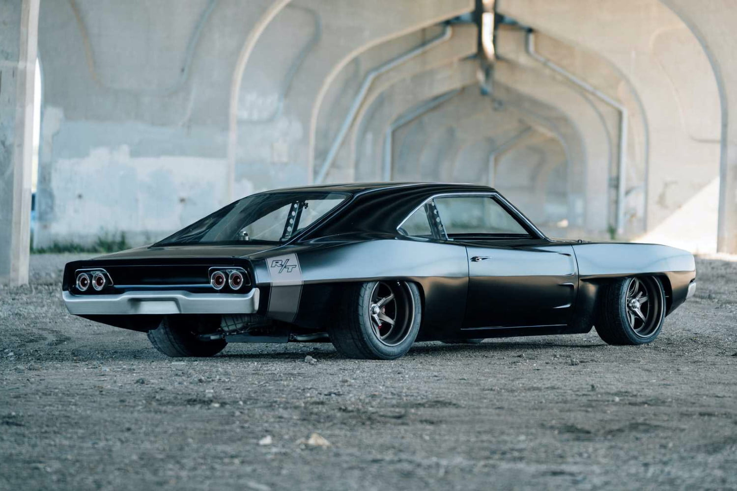 SpeedKore 1968 Dodge Charger