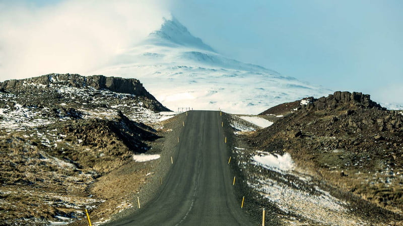 Stock-Iceland-Route-1 or Ring Road