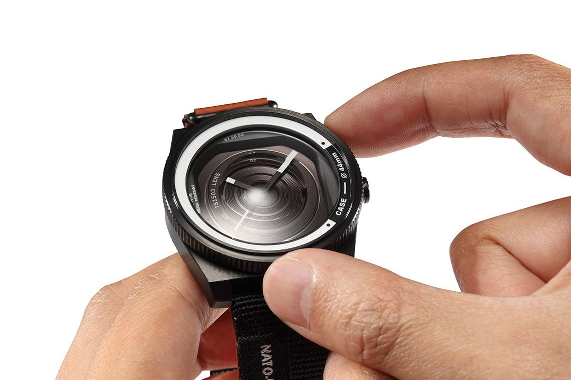 tacs watches profile nato lens adjusting case
