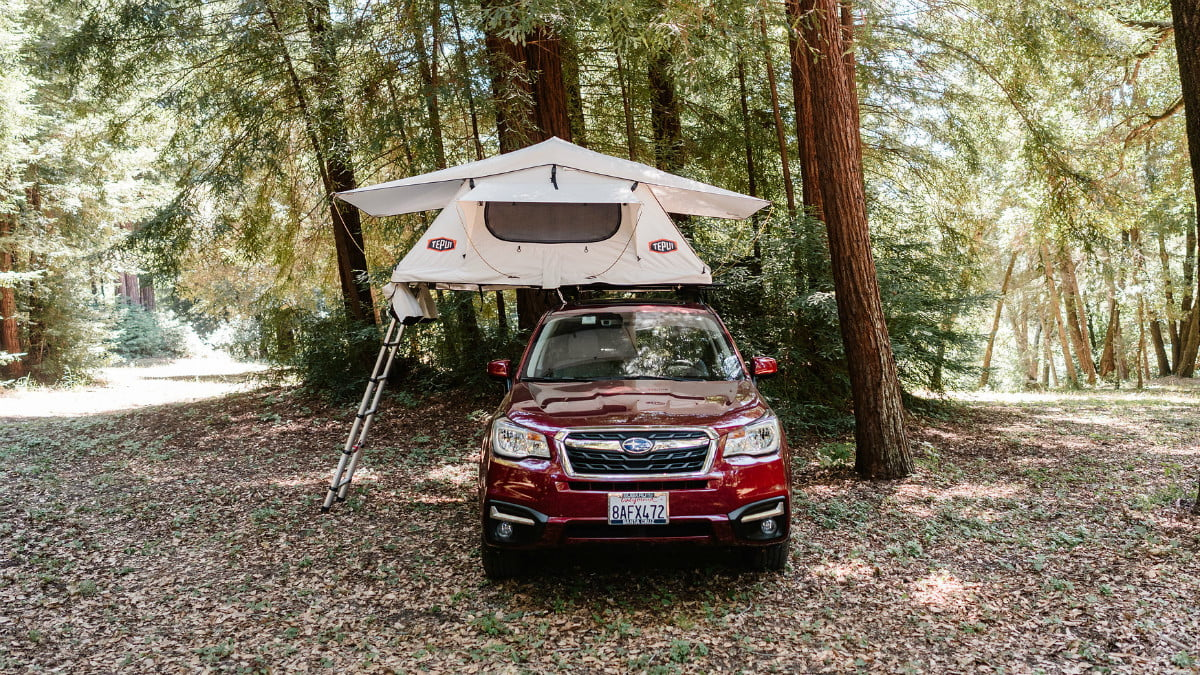 tepui rooftop tents overview gear low pro 2