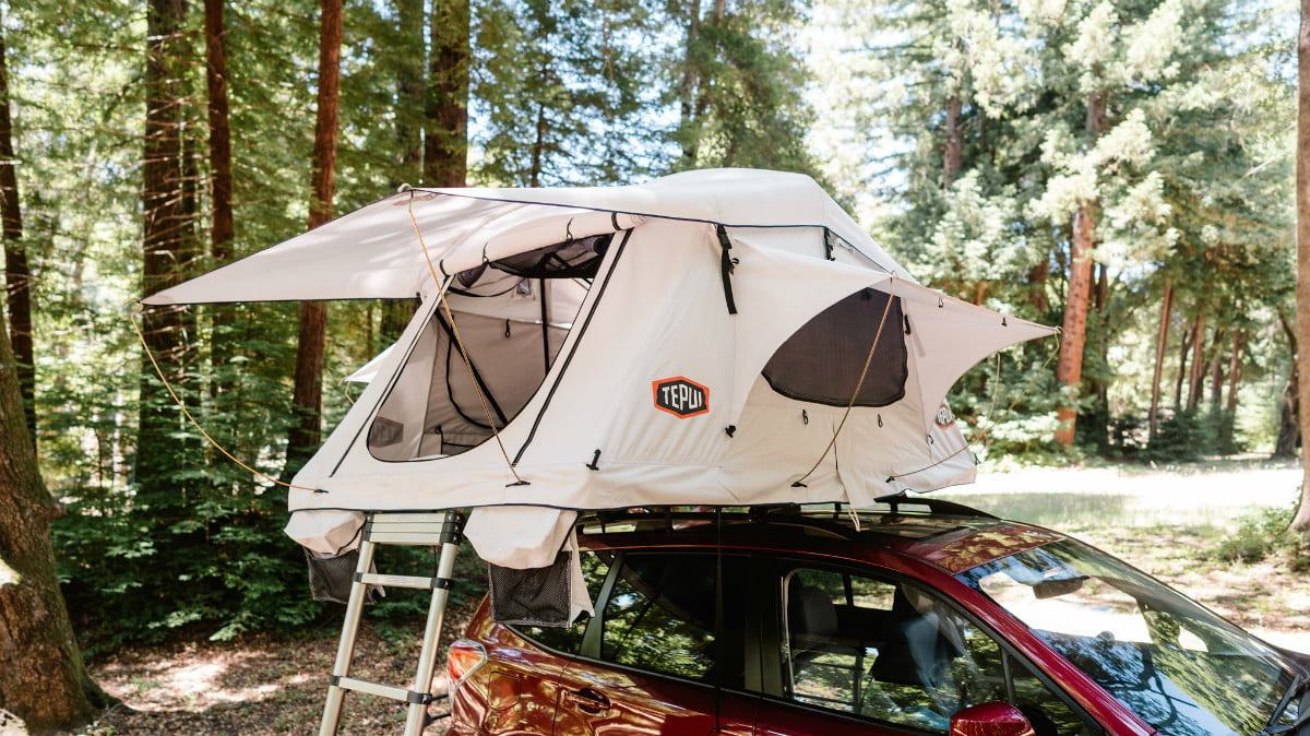 tepui rooftop tents overview gear low pro 4