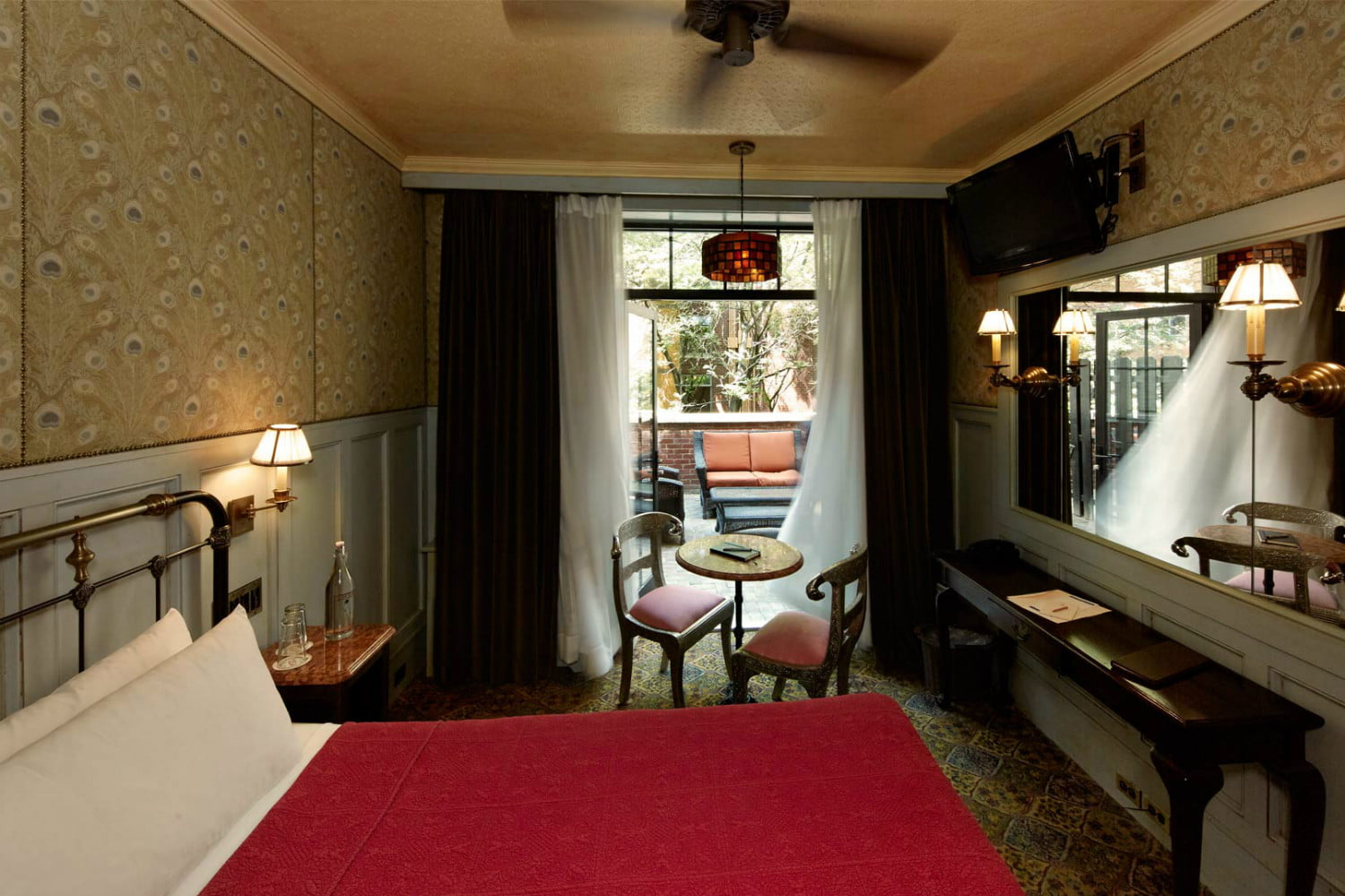 worlds best micro hotels the jane hotel guest room 2