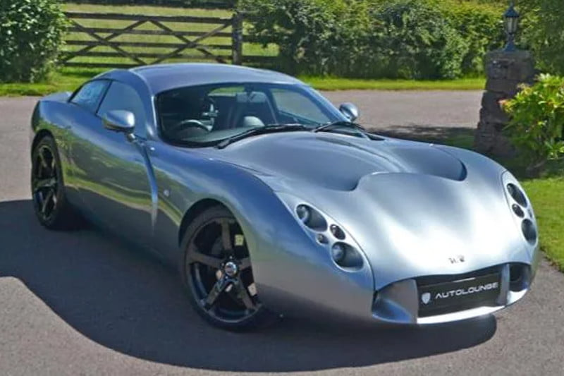 The World's Only TVR T440R Could Be Yours for Just Under $270,000
