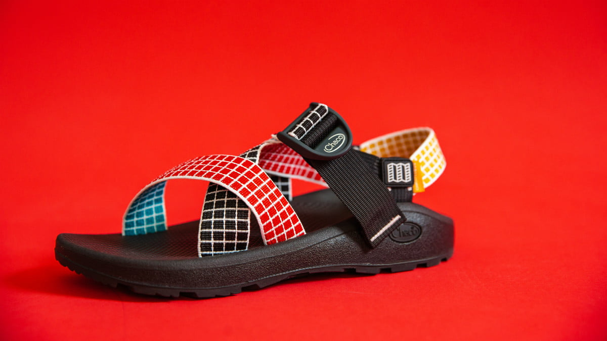 topo designs x chacos colorful collaboration sandals bags chaco sandal 1
