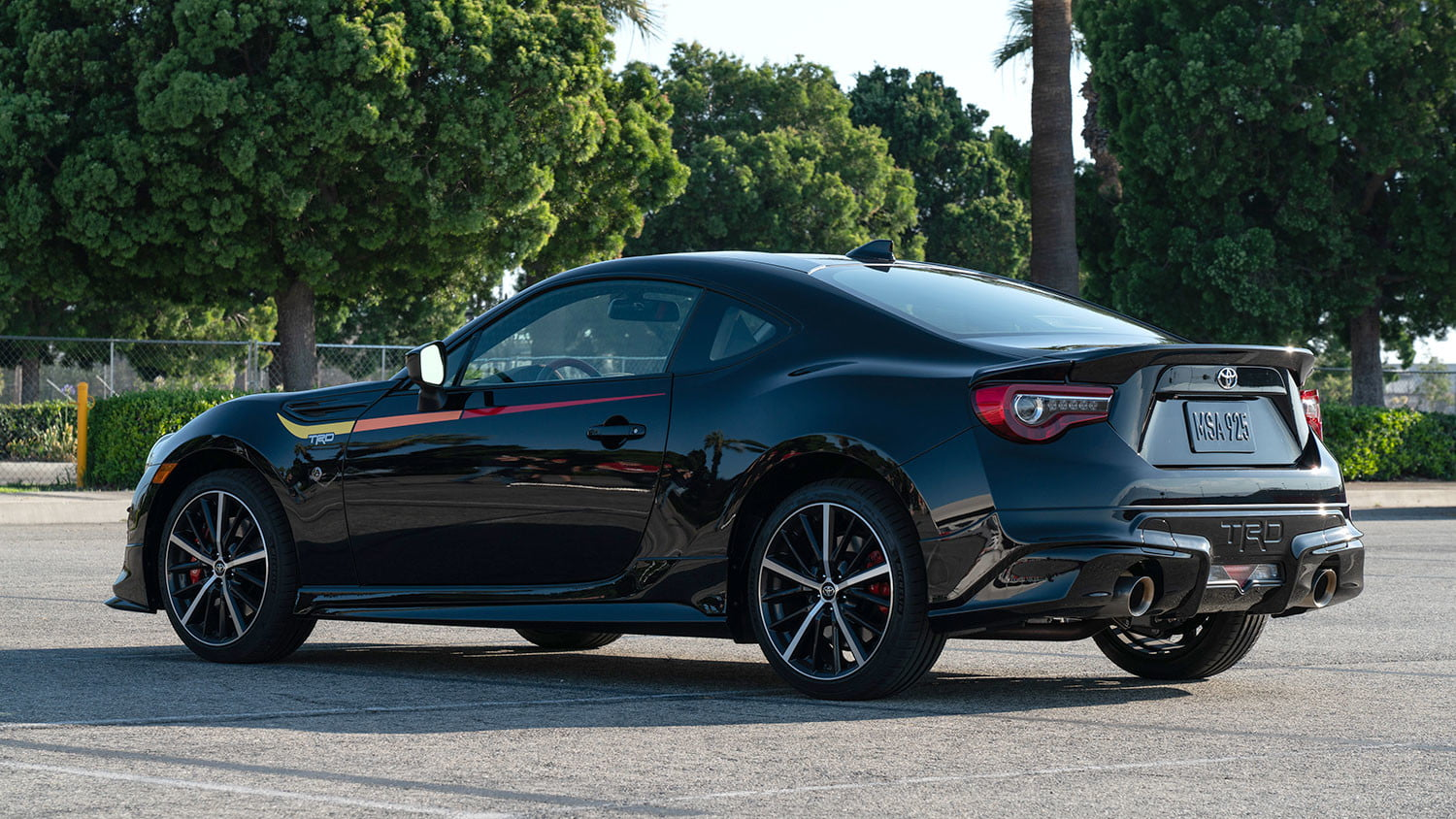 toyota 86 trd special edition review 1