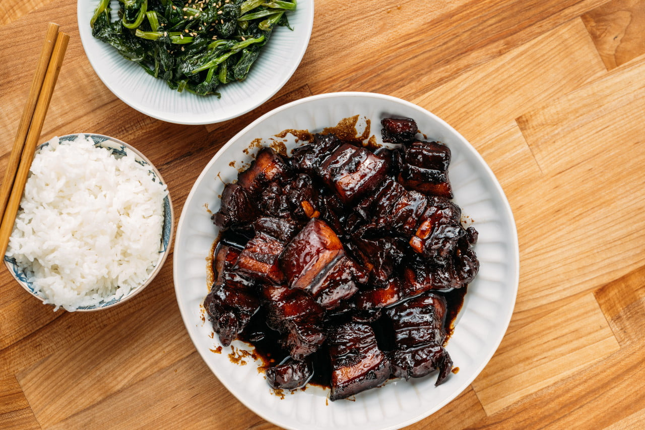 How To Make Delicious Chinese 'Red-Braised' Pork Belly