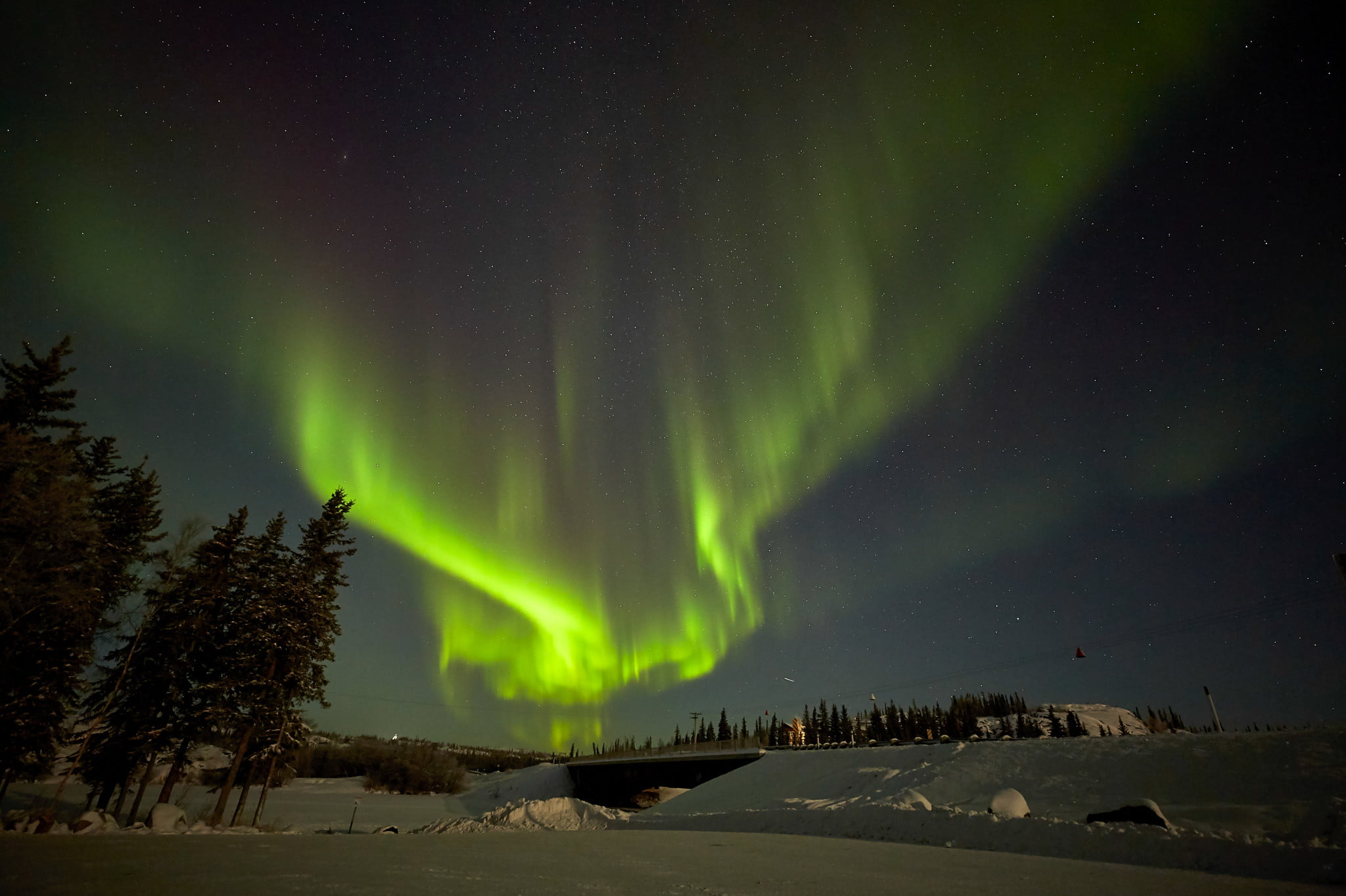 great northern lights